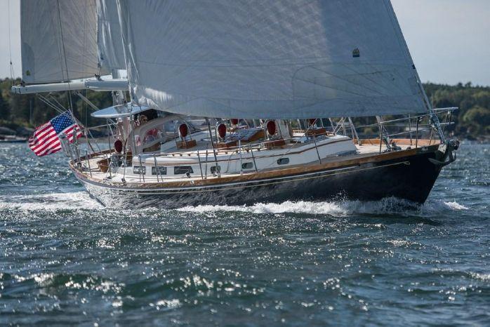 1997 Hinckley BoatsalesListing Sell