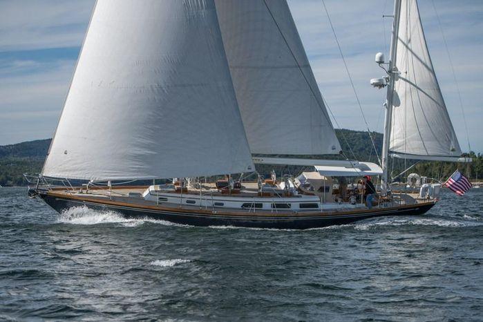 1997 Hinckley BoatsalesListing Massachusetts