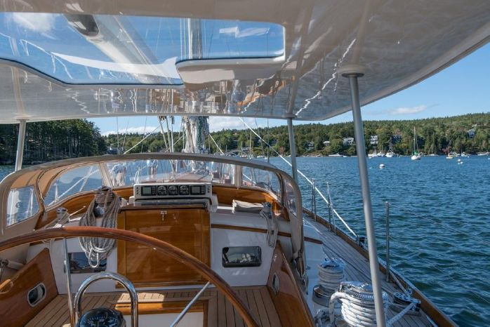1997 Hinckley BoatsalesListing Purchase