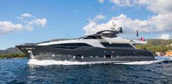 2012 Ferretti Yachts Customline 100