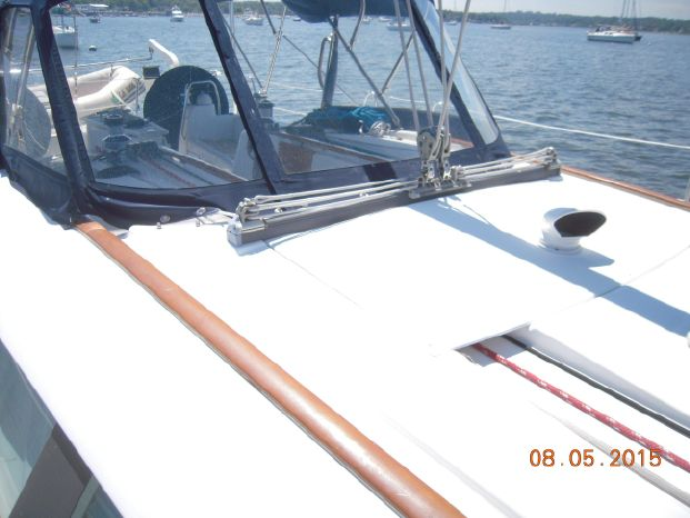 2007 Beneteau Broker Purchase