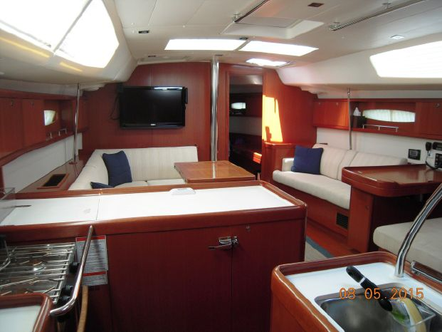 2007 Beneteau Brokerage Purchase
