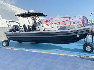2021 Ocean Craft Marine 8.4 AMP