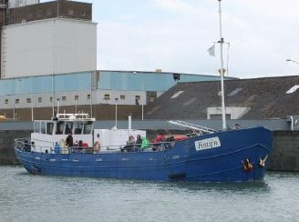1938 Barge Passenger