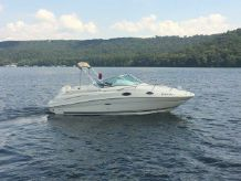 2009 Sea Ray 230 Sundancer w/Trl