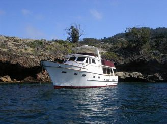 1985 Defever Raised Pilothouse