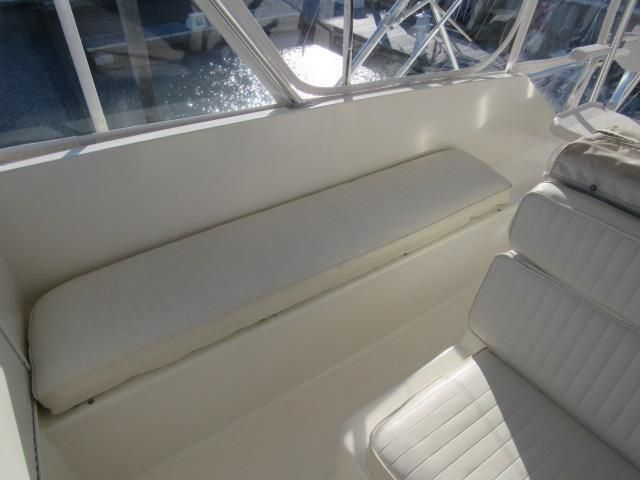 Deck 2 - Helm Seating