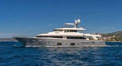 2009 Ferretti Yachts Navetta 33