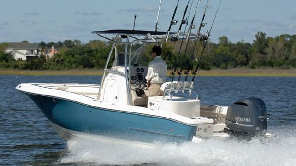 Pioneer 222 Sportfish Manufacturer Provided Image