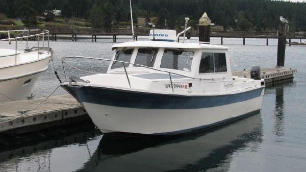 Sea Sport Sportsman 2200