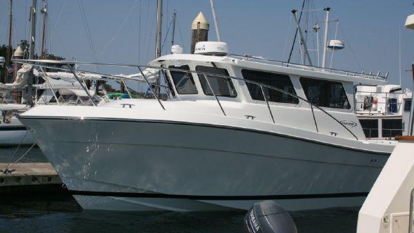 Ocean Sport Roamer 30' #108 Profile