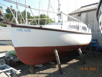 1986 Ferry Itchen Ferry 25 Mk II