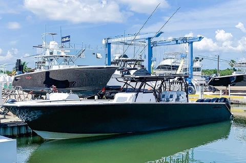 2018 SeaHunter 45 Tournament CC