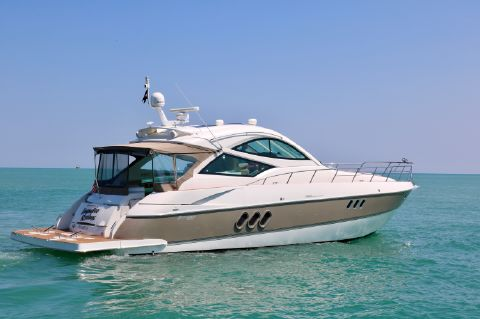 2009 Cruisers Yachts 520 Sports Coupe - Cruisers Yachts 520 Sports Coupe