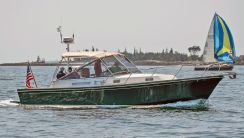 2000 Little Harbor WhisperJet 34