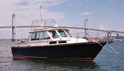 1993 Lyman Morse Custom Hunt Express/Sedan