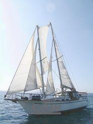 1982 Nauticat 44' ketch