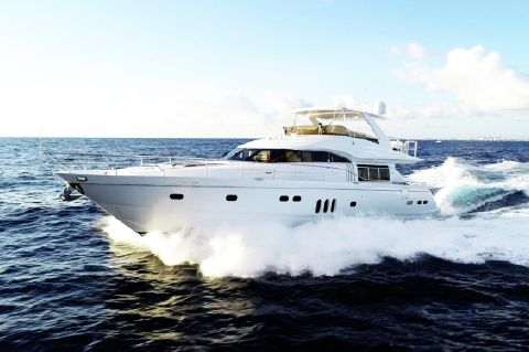 2006 Princess 75 Viking Sport Cruiser 2006