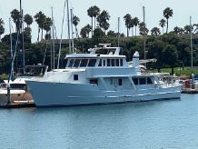 1983 Custom Steel Motor Yacht