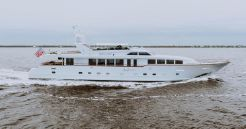 1995 Broward Raised Pilothouse Motor Yacht