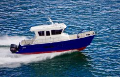 2020 Rozema Boat Works 37 LC