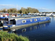 2006 Narrowboat 58'Reeves Black Prince Duchess