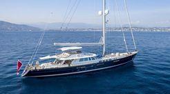 1982 Custom Aluminum Sailing Yacht