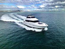 2001 Lazzara Yachts 80