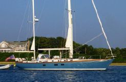 1990 Little Harbor 54