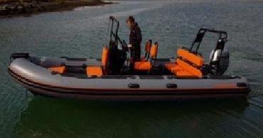 2020 Highfield Ocean Master 590 DL