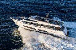 2020 Ferretti Yachts 850
