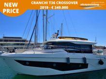 2019 Cranchi T 36 Crossover - T36