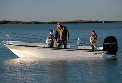 2015 Boston Whaler 170 Montauk