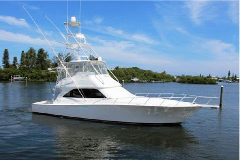 2004 Viking 48 Convertible