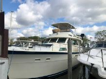 1987 Hatteras 53 Yacht Fish