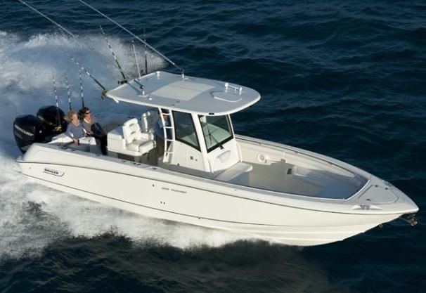 2011 Boston Whaler 320 Outrage - Manufacturer Provided Image