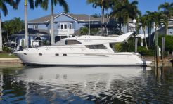 2000 Princess 60 Sport Cruiser