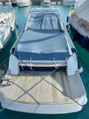 1991 Sunseeker Thunderhawk 43