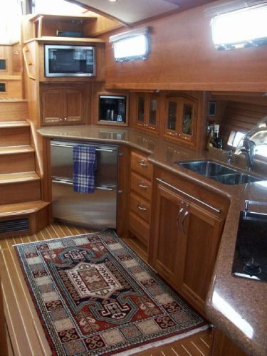 2010 Sabre 52 Salon Express