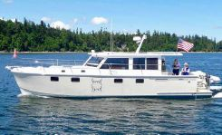 2009 Maine Cat P-47 Power Catamaran