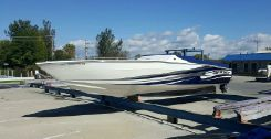 2015 Offshore Yachts Saber Marine 28 Cyclone