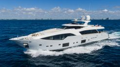 2016 Ferretti Yachts 108 Custom Line MY