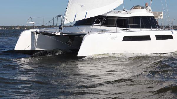 Catamaran Aeroyacht Alpha 42
