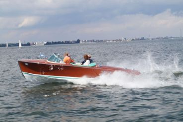1961 Riva Ariston