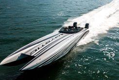 2021 Mystic Powerboats C3800