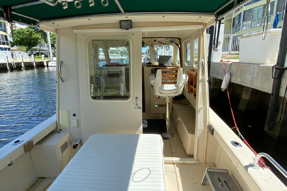 1996 Rosborough RF-246 Custom Wheelhouse