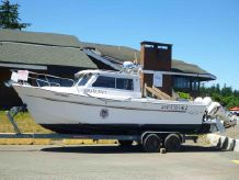 2014 Sports Fisher Sea West 727 Discovery