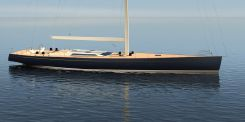 2019 Front Street Shipyard 102' Performance Sloop