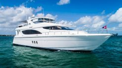 2008 Hatteras Open Flybridge MY