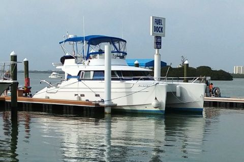 2002 Fountaine Pajot Maryland 37